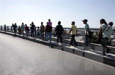 Tổng thống Trump ra lệnh điều 5.000 binh sỹ đến biên giới Mỹ-Mexico