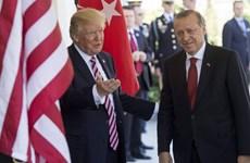 """Mỹ và Thổ Nhĩ Kỳ nhất trí """"các bước đi mang tính xây dựng"""""""