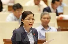 Họp Quốc hội: Thảo luận về việc phê chuẩn Hiệp định CPTPP