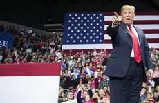 'Kết quả bầu cử cho thấy sự phản đối của cử tri với Tổng thống Trump'