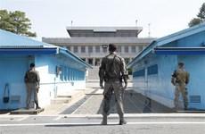 Hai miền Triều Tiên duy trì mỗi bên 1 chốt biên phòng trong DMZ