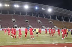 Đài SBS phát sóng trực tiếp các trận đấu của đội tuyển Việt Nam