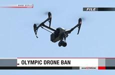 Nhật Bản cấm máy bay không người lái gần các địa điểm thi đấu Olympic