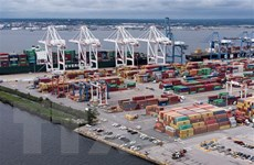 Xuất khẩu của Trung Quốc sang Mỹ vẫn giữ đà tăng bất chấp căng thẳng