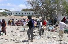 Nổ lớn và đấu súng ác liệt ở thủ đô Mogadishu của Somalia