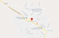 Brazil: Băng nhóm cướp ngân hàng, liên tục nã đạn trên đường phố