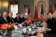 """Mỹ khẳng định không theo đuổi """"Chiến tranh lạnh"""" với Trung Quốc"""
