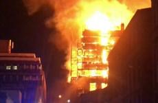 Hỏa hoạn tại ký túc xá trường học, 11 nam sinh thiệt mạng