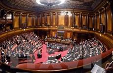 Italy tuyên bố không sửa đổi dự thảo ngân sách theo yêu cầu của EU