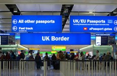EU đề xuất miễn thị thực đi lại cho người dân Anh hậu Brexit