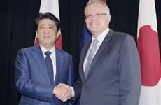 Nhật Bản, Australia nhất trí tăng cường hợp tác quốc phòng