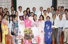 Hội Khmer-Việt Nam tại Campuchia kỷ niệm ngày Nhà giáo Việt Nam