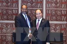 Vanuatu ủng hộ Việt Nam ứng cử vị trí Ủy viên không thường trực HĐBA