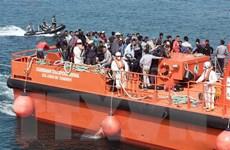 Maroc phát hiện 15 thi thể người di cư trên Địa Trung Hải
