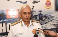 Hải quân Ấn Độ và Nga nghiên cứu các lĩnh vực hợp tác quốc phòng mới