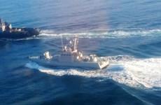FSB: Nga buộc phải sử dụng vũ khí để chặn các tàu Ukraine ở Biển Đen