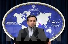Iran khẳng định không còn tin tưởng vào tiến trình đối thoại với Mỹ