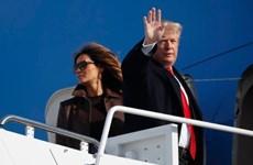 Tổng thống Mỹ Donald Trump đã đến Argentina tham dự Hội nghị G20