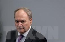 Đại sứ Nga kêu gọi Mỹ nối lại đối thoại kiểm soát vũ khí