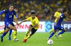 """Hòa Thái Lan, Malaysia đối mặt với """"núi"""" khó khăn ở trận lượt về"""