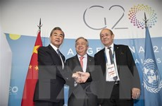 Trung Quốc kêu gọi cùng chia sẻ giải quyết biến đổi khí hậu