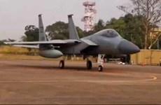 Ấn Độ, Mỹ tổ chức tập trận không quân chung kéo dài gần 2 tuần