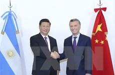 Argentina và Trung Quốc thúc đẩy hợp tác thương mại và đầu tư