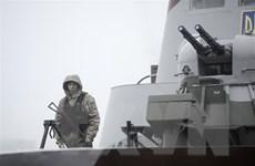 Biên phòng Ukraine vẫn được đặt trong tình trạng báo động cao