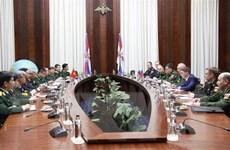 Đối thoại Chiến lược quốc phòng Việt Nam-Liên bang Nga lần thứ tư