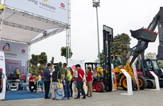 Contech Vietnam - điểm đến của thương hiệu hàng đầu ngành xây dựng
