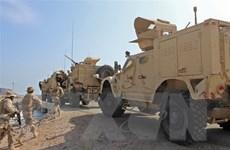 Mỹ xác nhận đã ngừng tiếp liệu cho lực lượng liên quân Saudi Arabia