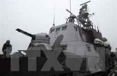 Ukraine khẳng định sẽ tiếp tục hiện diện tại eo biển Kerch