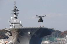 Hải quân Nhật Bản có nâng cấp tàu khu trục thành tàu sân bay?