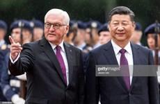Trung Quốc-Đức nhất trí thúc đẩy quan hệ đối tác chiến lược toàn diện