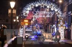 Pháp bác vai trò của IS trong vụ xả súng ở chợ Giáng sinh Strasbourg
