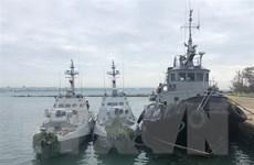 Nga từ chối yêu cầu của Mỹ đòi thả tàu và thủy thủ Ukraine