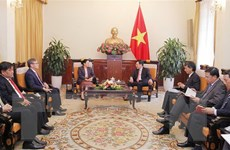 Quan hệ Việt-Lào không ngừng phát triển, đạt nhiều kết quả quan trọng