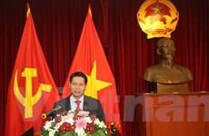 Gặp gỡ Đại sứ các nước tại Malaysia kiêm nhiệm Việt Nam