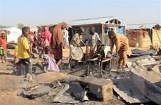 Nigeria: Boko Haram tấn công đốt phá nhà dân, hàng trăm người bỏ chạy