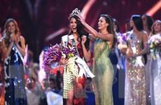 Người đẹp Phillipines đăng quang cuộc thi Hoa hậu Hoàn vũ 2018