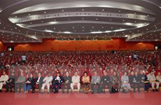 Đảng Nhân dân Campuchia bế mạc Hội nghị Trung ương lần thứ 41 khóa V