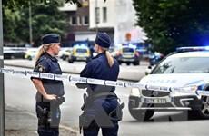 Thụy Điển bắt giữ đối tượng 20 tuổi gây ra vụ nổ tại một trường học