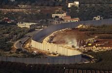 Quân đội Israel phá hủy các đường hầm xuyên biên giới từ Liban