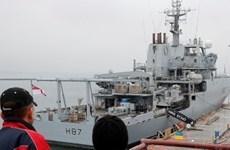 Nga: Anh đẩy Ukraine vào khiêu khích mới khi điều tàu tới Biển Đen
