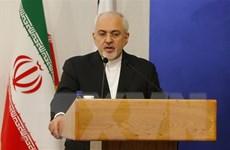 Ngoại trưởng Iran khẳng định lập trường ủng hộ Palestine