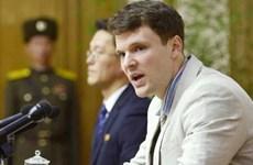 Mỹ yêu cầu Triều Tiên đền bù 501 triệu USD cho gia đình Otto Warmbier