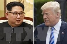 Tổng thống Trump: Các vấn đề liên quan đến Triều Tiên đang tiến triển