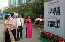 Hơn 200 tác phẩm ảnh, tư liệu tái hiện Sài Gòn qua 320 năm