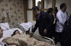Đại sứ quán Việt Nam tại Ai Cập sát sao công tác bảo hộ công dân