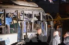 [Video] ĐSQ Việt Nam tại Ai Cập thăm hỏi nạn nhân trong vụ đánh bom